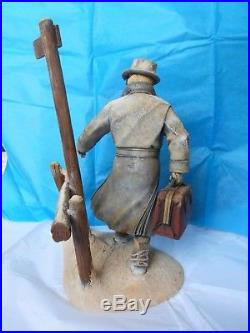 Invisible Man Monsters in Motion resin model kit Ray Santoleri Universal famous