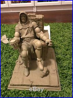 Iron Dictator 1/12 Scale Resin Model Kit by Alterton (Dr DOOM)