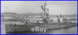 Iron Shipwright/commander Models Resin Kit-1/192 Gearing Class Fram I DD 710