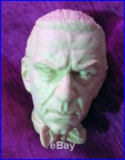 Janus Deluxe Dracula, Original, Complete, Unbuilt, Oop, Classic Resin Model Kit