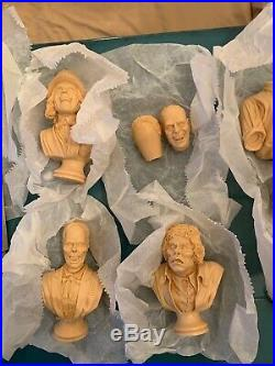 Janus Models LON CHANEY, Man of 1000 Faces 16 RESIN Model Kit Jeff Yagher 1995