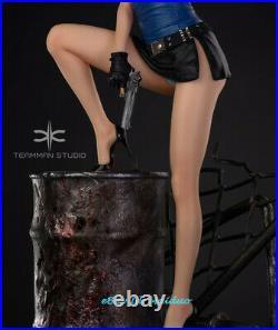 Jill valentine Statue Resin Figure Resident Evil Model TEAMMAN STUDIO Presale