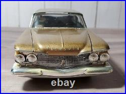 JoHan 1960 Plymouth Fury Station Wagon 125 Built Resin Model Car Kit Modelhaus