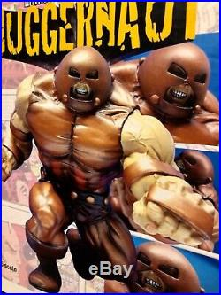 Juggernaut Koma resin model kit 1/6 Shawn Nagle sculpt HUGE