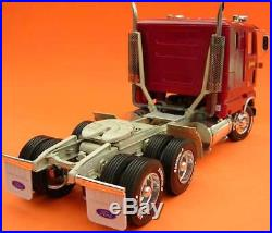 KFS #TQ44 Ford CL9000 resin cabover conversion with rubber mudflaps & weights