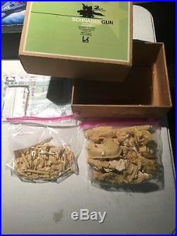 Kallamity Resin Model Kits/Sci-fi