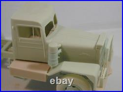 Kenworth Logger Canadian truck version 1/25 scale resin cab kit