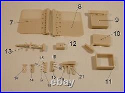Kenworth W 825 Needle Nose 1/25 scale resin kit