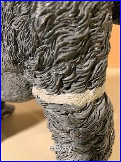 King Kong SUPER heavy resin 1/6 scale model kit, Sculpting! Amazing kit