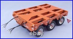 Kit Form Service TQ171 Modular Trailer Series Wheel Module Kit. 1/24th scale