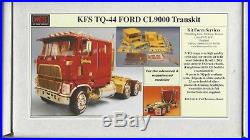 Kit Form Services #TQ-44 Ford CL9000 Resin Cab Conversion. 1/24th scale