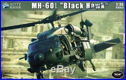 Kitty Hawk 1/35 MH-60L Blackhawk KH50005 Assemble Precision Model Kit 2019 New
