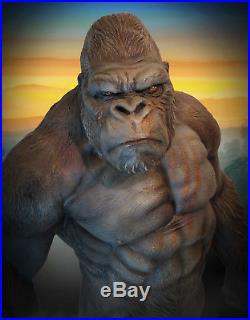 Koma Designs The Ape King Resin Model Kit KONG Gorilla 22in tall