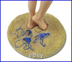 LF14 Jimmy Flintstone Sex on the Beach Sandy resin model kit
