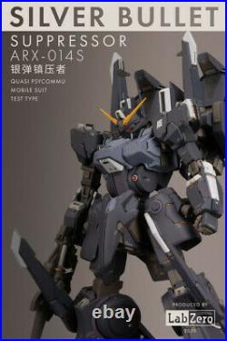 LabZero Gundam Silver Bullet Suppressor HG 1/144 Resin Conversion Kit USA