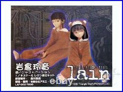 Lain Serial Experiments Lain Yoshitoshi Abe UNPAINTED RESIN FIGURE GARAGE KIT