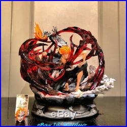 Last Sleep BLEACH Kurosaki Ichigo Resin Figure Statue GK Model Kits Collection