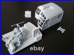 Lima 604 Shovel 1/35th Scale Resin Assembly Kit #mmce001