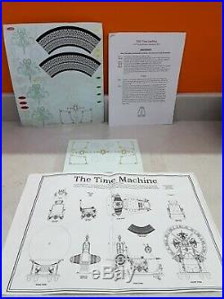MASTERPIECE MODELS H G Wells THE Time Machine 1/6 Scale Resin Assembly Kit