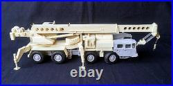 MAZ-543 Crane KS-6571 conversion resin set 1/35 PanzerShop Trumpeter Scud Smerch