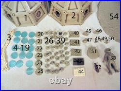 MIM Cavorite Sphere Model Kit H. G. Wells Resin Kit, First Men in the Moon