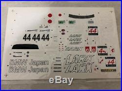 MODELER'S 1/24 LARK McLaren F1 GTR'97 (LE-MANS VERSION) RESIN MODEL KIT
