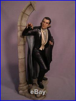 MONSTER CRYPT WALKER VAMPIRE 1/4 SCALE RESIN KIT 20 TALL WithBASE YAGHER SCULPT