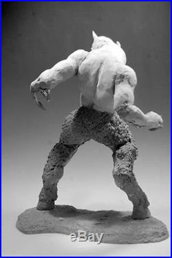 MONSTER CYCLOPS 1/4 SCALE RESIN KIT 21 TALL WithBASE (CIPRIANO SCULPT)