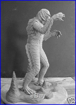 MONSTER THE CREATURE 1/4 SCALE RESIN KIT 20 TALL WithBASE (YAGHER SCULPT)