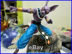 MRC&XCEED Son Goku VS Beerus Statue Resin Model kits GK Dragon Ball Z 1/6 Scale