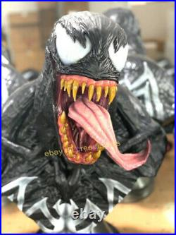 Marvel Venom 11 Scale Bust Statue Resin Figurine 27H Full Painted Collection