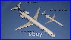 Mc Donnell Douglas MD-88 1/72 Resin Kit Aerolineas Argentinas