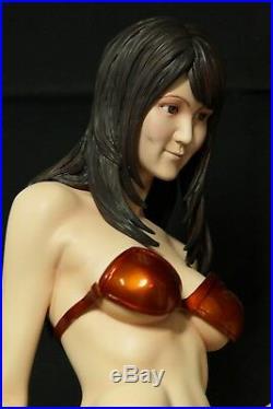 Mihori Cute Idol girl Superstar realistic 1/3 unpainted figure resin model kit