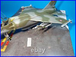 Mirage F-1 French Air Force 1/48, + resin cockpit + more