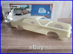 Missing Link 1976 Plymouth Fury 4-Door Conversion 125 Resin Model'76 Car Kit