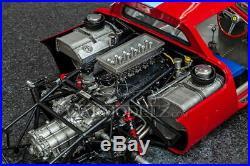 Model Factory Hiro 1/12 Kit Ferrari 250LM #21 Le Mans 1965 K653