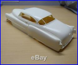Modelhaus 1950 Cadillac Coupe Deville Resin Kit 1/25 Scale