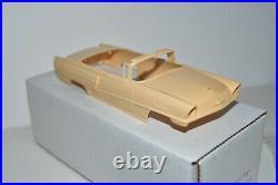 Modelhaus 1956 Mercury Montclair 2 dr. Convertible Resin Kit 1/25 scale