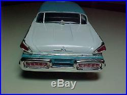 Modelhaus 1957 Mercury Turnpike Cruiser PRO BUILT Sharp Resin Build Scaled 1/25