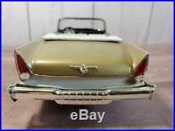 Modelhaus 1957 Plymouth Belvedere Convertible 125 Built Resin Model'57 Car Kit