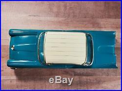 Modelhaus 1958 Ford Fairlane Hardtop Built Resin 125 Scale Model Car Kit