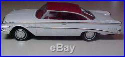 Modelhaus 1960 Edsel Ranger Resin PRO BUILT SHARP Scaled in 1/25