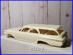 Modelhaus 1961 Plymouth Sport Station Wagon 125 Scale Resin Model Car Kit