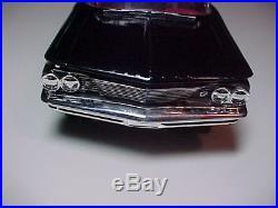 Modelhaus! 960 Pontiac Bonneville 2 door Hardtop Pro Built Resin 1/25