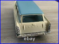 Modelhaus Resin 1957 DeSoto Fireflite Explorer Station Wagon 124 Built Rare