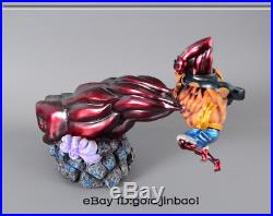 Monkey D. Luffy Gear Fourth Resin Garage Kit Painted Electroplate Large GK Model