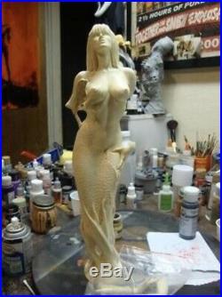 Morphess #41 A. P / Fan Art / Resin Figure / Model Kit-1/5 scale