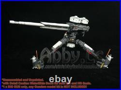Mr. R RW 02 Thunderbolt Zeon BIG GUN Full Resin Kit for MG 1/100 HG 1/144 Gundam