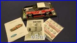 Mustang Boss Trans Am 1969 Parnelli Jones 1/12 Resine Model Kit