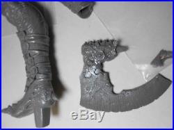 Narin King Skull Valdezz Predator Resin Model Kit 1/5 Scale